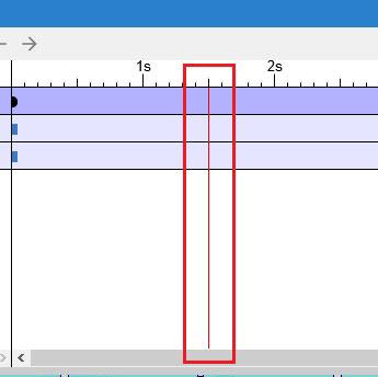 добавление ключевых кадров во Временную шкалу в Construct 3
